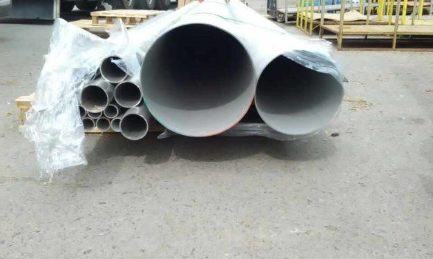 Доставка на тръби и фитинги от неръждаема стомана 316L